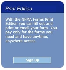 NPMA Forms Online - New Jersey Pest Management Association