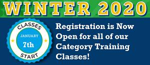 Winter Classes 300