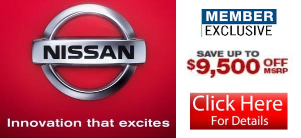 9500 off Nissan