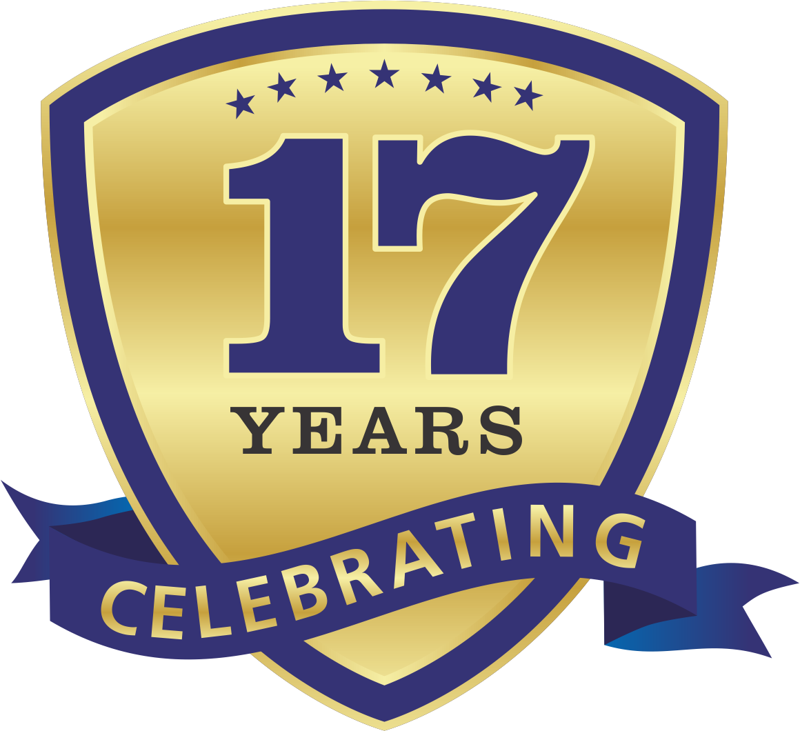 17-Years-Logo