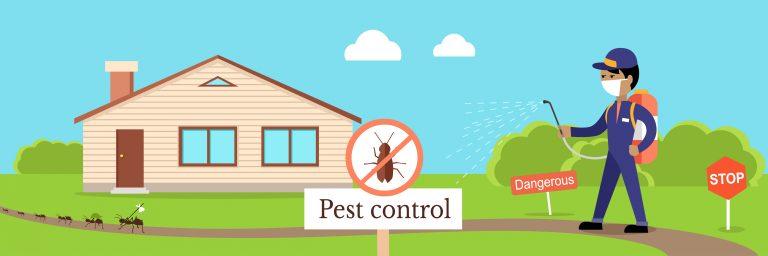 pest control house