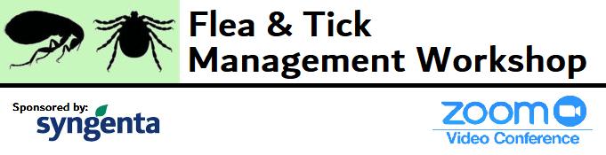 Flea & Tick workshop zoom