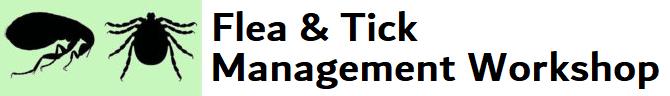 Flea & Tick workshop